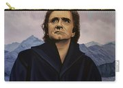Johnny Cash Painting Carry-all Pouch