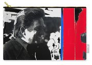 Johnny Cash  Smiling Collage 1971-2008 Carry-all Pouch