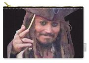 Johnny Depp Carry-all Pouch