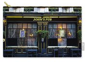 John''s Pub Carry-all Pouch