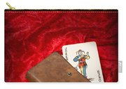 Joker Carry-all Pouch by Amanda Elwell