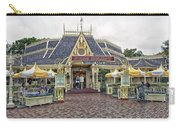 Jolly Holiday Cafe Main Street Disneyland 01 Carry-all Pouch