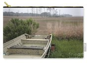 Jon Boat At Blackwater Wildlife Refuge Carry-all Pouch