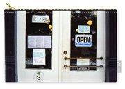 Jonesborough Tennessee Main Street Shop Carry-all Pouch