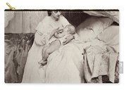 Jonghe: Young Mother Carry-all Pouch