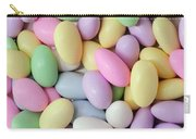 Jordan Almonds - Weddings - Candy Shop - Square Carry-all Pouch