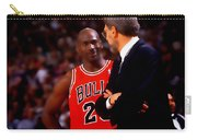 Jordan And Coach Carry-all Pouch