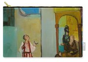 Joseph Sent To His Brothers Carry-all Pouch