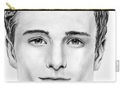 Josh Hutcherson Carry-all Pouch