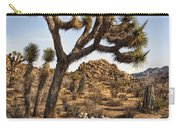 Joshua Tree 16 Carry-all Pouch