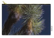 Joshua Tree By Moonlight Carry-all Pouch