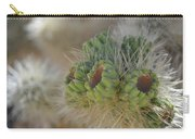 Joshua Tree Cholla Cactus Carry-all Pouch