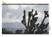 Joshua Tree Forest Ivanpah Valley Carry-all Pouch