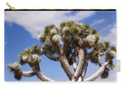 Joshua Tree In Snow Carry-all Pouch