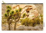 Joshua Tree National Park Skull Rock Carry-all Pouch