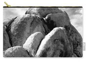 Joshua Tree Rocks Joshua Tree Carry-all Pouch