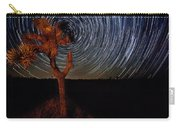 Joshua Tree Star Trails Carry-all Pouch
