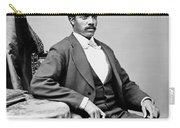 Josiah Thomas Walls (1842-1905) Carry-all Pouch