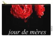 Jour De Meres Heureux Carry-all Pouch