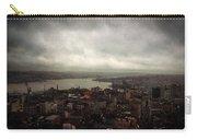 jour de pluie a Istanbul III Carry-all Pouch