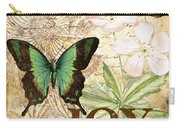 Joy And Butterflies Carry-all Pouch