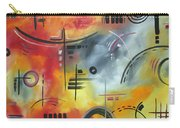 Joy And Happiness By Madart Carry-all Pouch