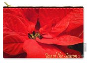 Joy Of The Season Carry-all Pouch