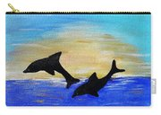 Joyful In Hope Carry-all Pouch