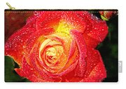 Joyful Rose Carry-all Pouch