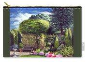 Joy's Garden Carry-all Pouch