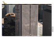 Jp Morgan Chase Tower Dallas Carry-all Pouch