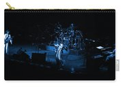 Jt #10 In Blue Carry-all Pouch