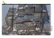 Juan Sebastian Elcano And Stad Amsterdam Carry-all Pouch