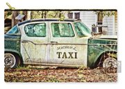 Juarez Taxi Carry-all Pouch