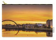 Jubia Bridge Panorama Neda Naron Galicia Spain Carry-all Pouch