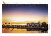 Jubia River Naron Galicia Spain Carry-all Pouch