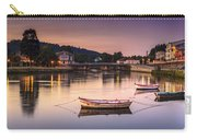 Jubia River Panorama Neda Naron Galicia Spain Carry-all Pouch