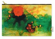 Jubilee - Abstract Art By Sharon Cummings Carry-all Pouch