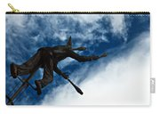 Juggling Statue Carry-all Pouch
