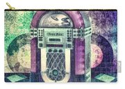 Juke Box Carry-all Pouch