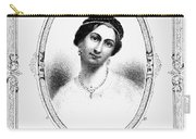 Julia Tyler (1820-1869) Carry-all Pouch