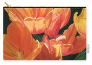 Julie's Tulips Carry-all Pouch