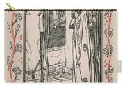 Juliet From Romeo And Juliet Carry-all Pouch