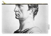 Julius Caesar (100-44 B Carry-all Pouch
