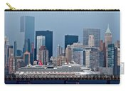 July 7 2014 - Carnival Splendor At New York City - Image 1674-01 Carry-all Pouch