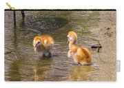Jump In. The Water Is Fine Carry-all Pouch