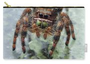 Jumper Spider 4 Carry-all Pouch