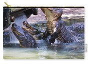 Jumping Gators Carry-all Pouch