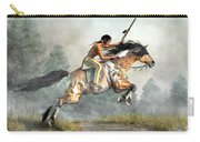 Jumping Horse Carry-all Pouch
