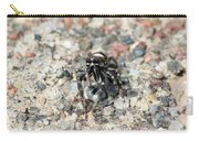 Jumping Spider Face On Carry-all Pouch